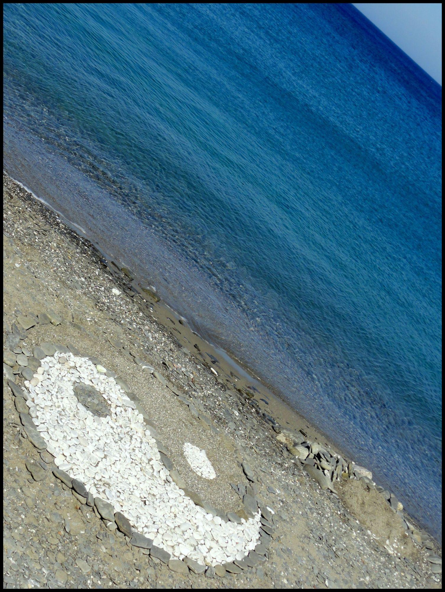 Řecko Karpathos, Jing aJang, krásný den